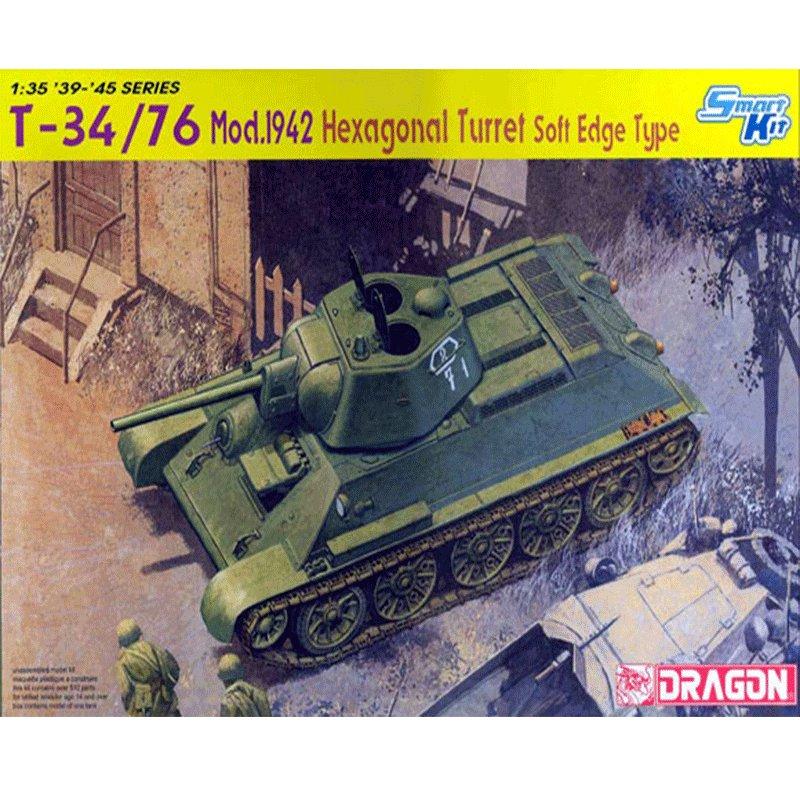 T-34-76-MOD.1942-HEXAGONAL-TURRET-SOFT-EDGE-TYPE