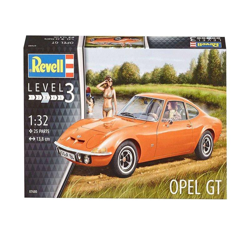 OPEL-GT