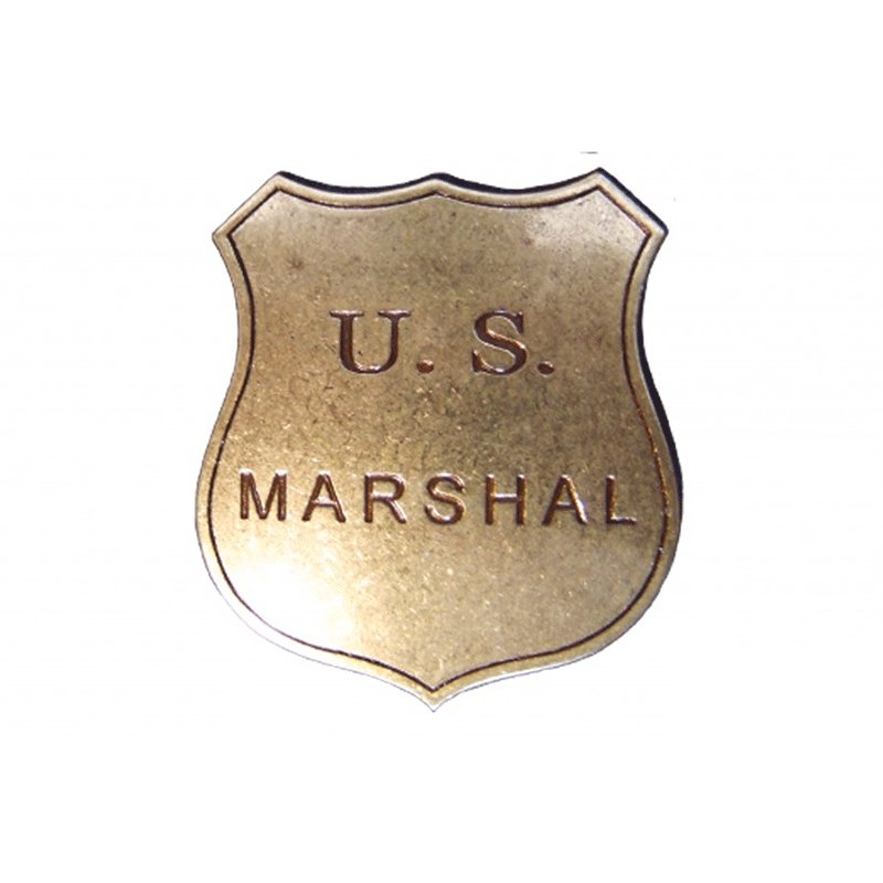 PLACA-DE-U.S.-MARSHAL DENIX