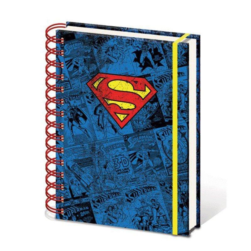 LIBRETA-SUPERMAN