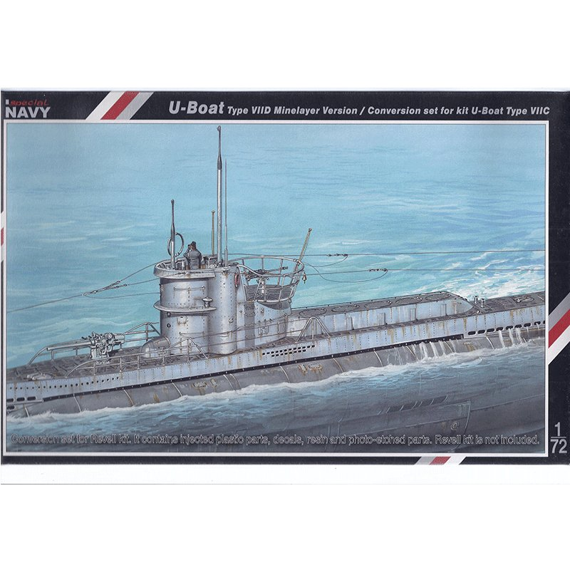 U-BOAT-TYPE-VIID-MINELAYER-VERSION7-CONVERSION-SET-FOR-KIT-U-BOAT-TYPE-VIIIC