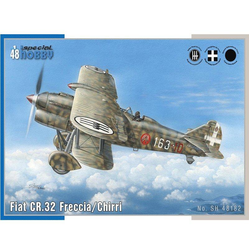 FIAT-CR.32-FRECCIA--CHIRRI