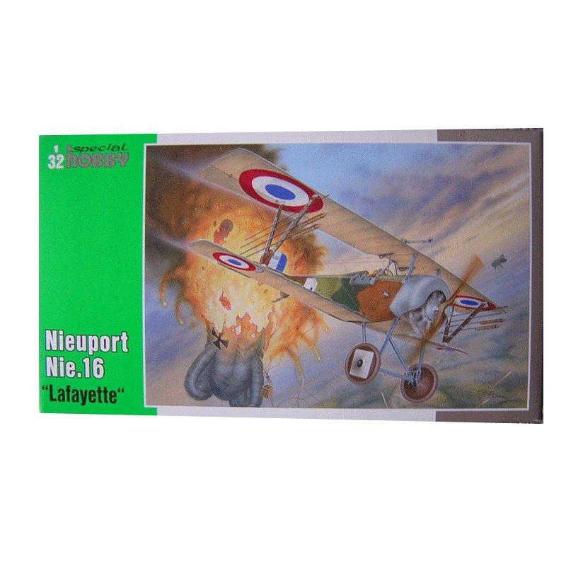 NIEUPORT-Nie.16-LAFAYETTE SPECIAL HOBBY SH 32030