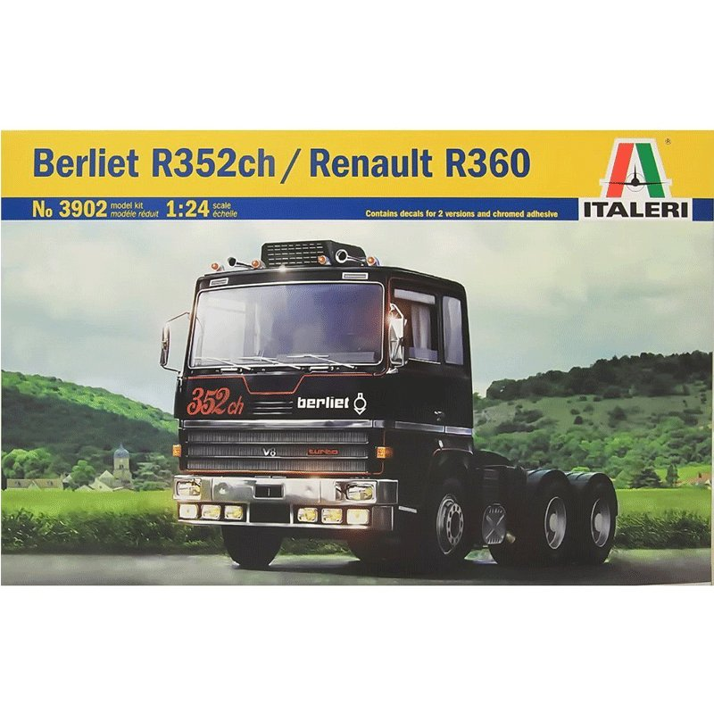 BERLIET-R352ch-RENAULT-R360