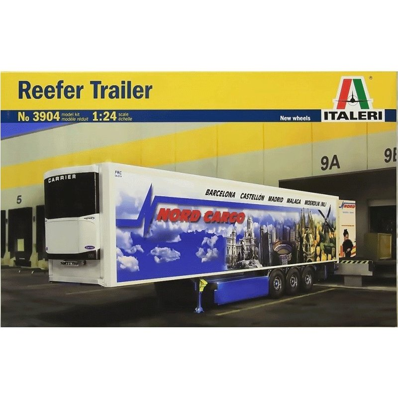 REEFER-TRAILER