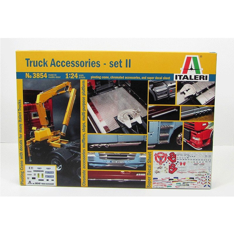 TRUCK-ACCESSORIES-SET-II