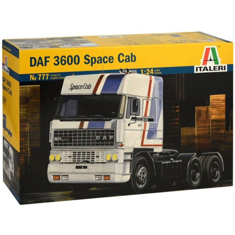 DAF-3600-SPACE-CAB