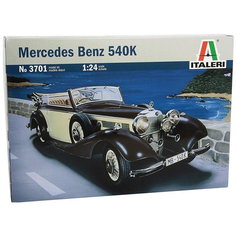 MERCEDES-BENZ-540K