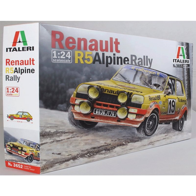 RENAULT-R5-ALPINE-RALLY