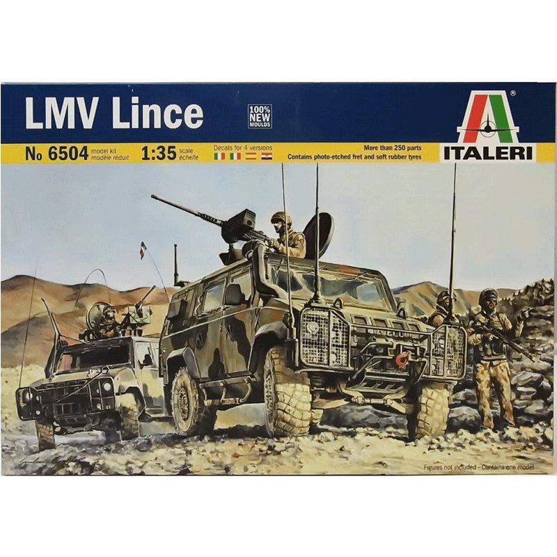 LMV-LINCE ITALERI 6504