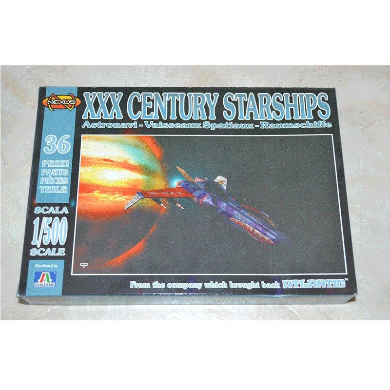 XXX-CENTURY-STARSHIPS