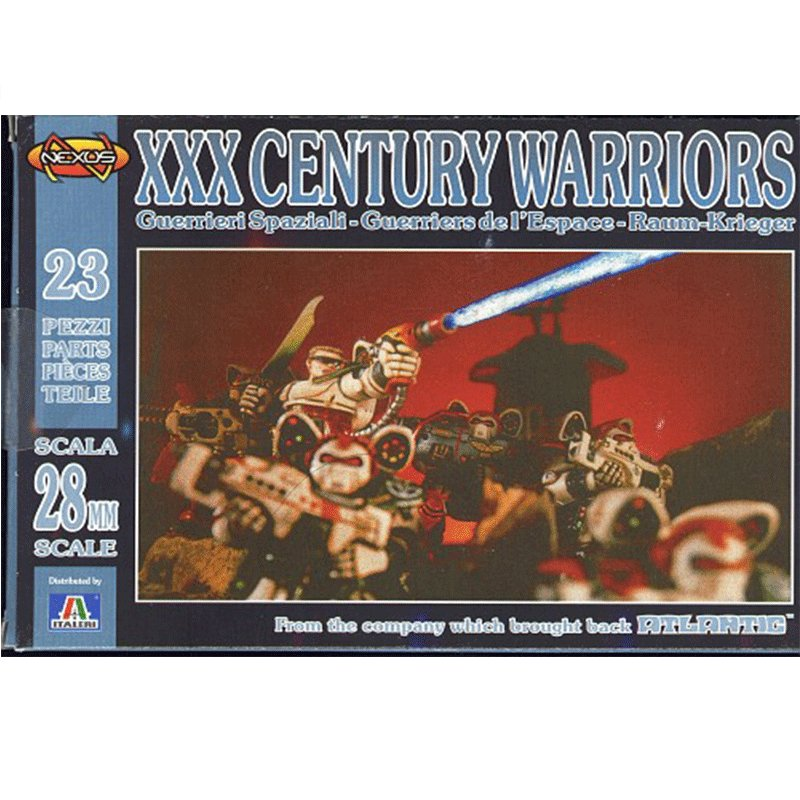 XXX-CENTURY-WARRIORS