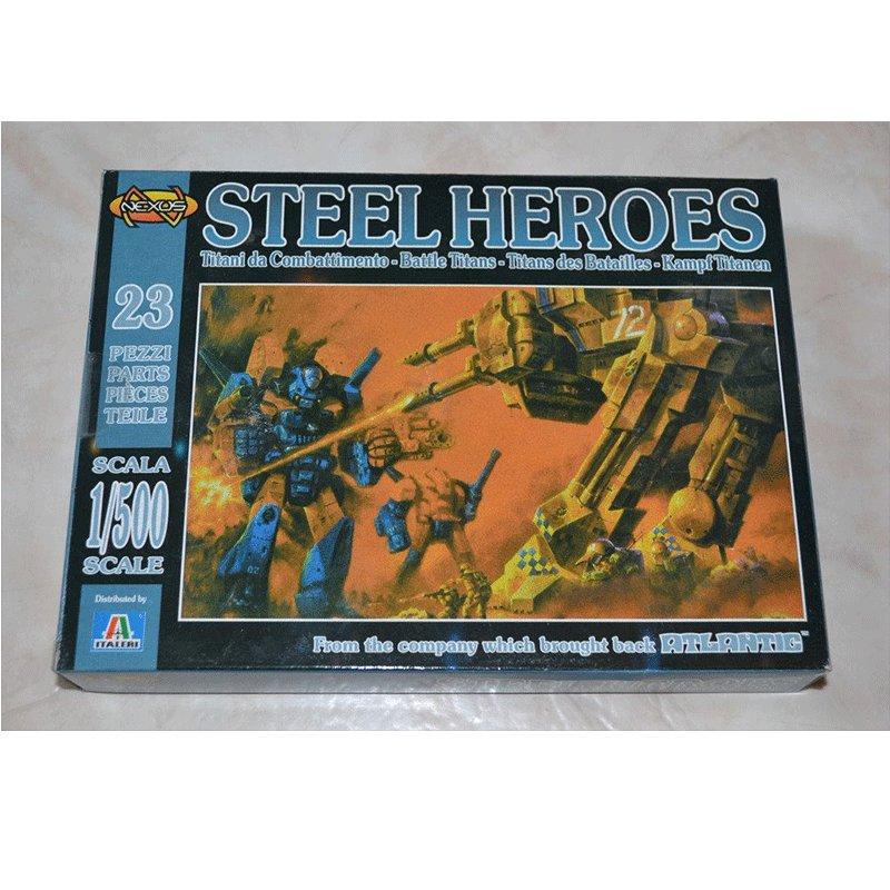 STEEL-HEROES