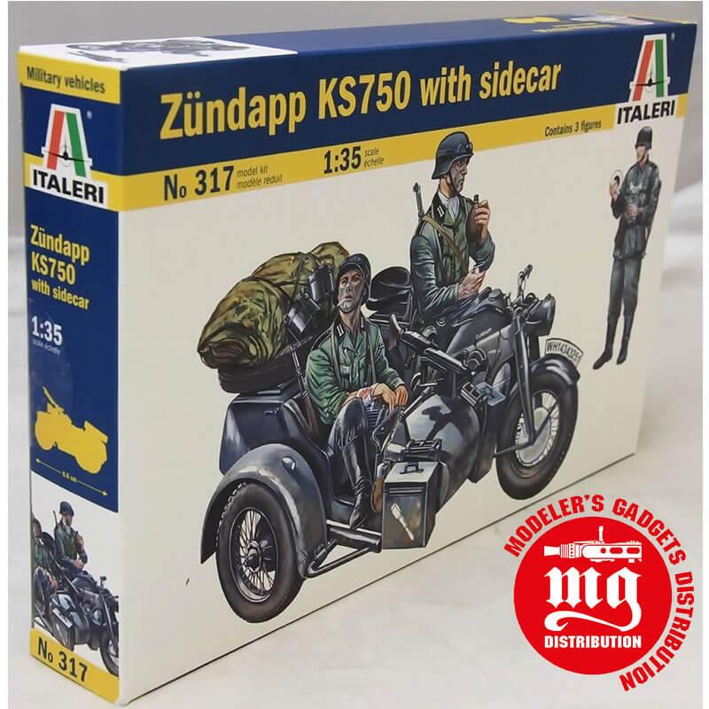 ZÜNDAPP-KS750-WITH-SIDECAR
