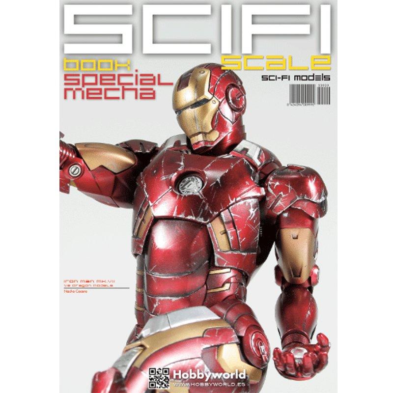 SCIFI-SPECIAL-MECHA