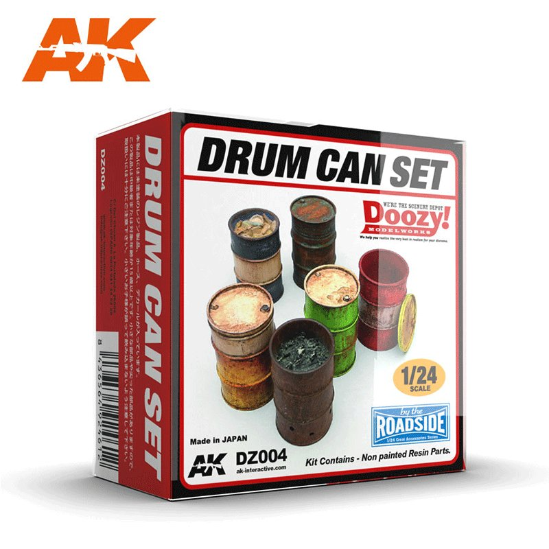 DRUM-CAN-SET