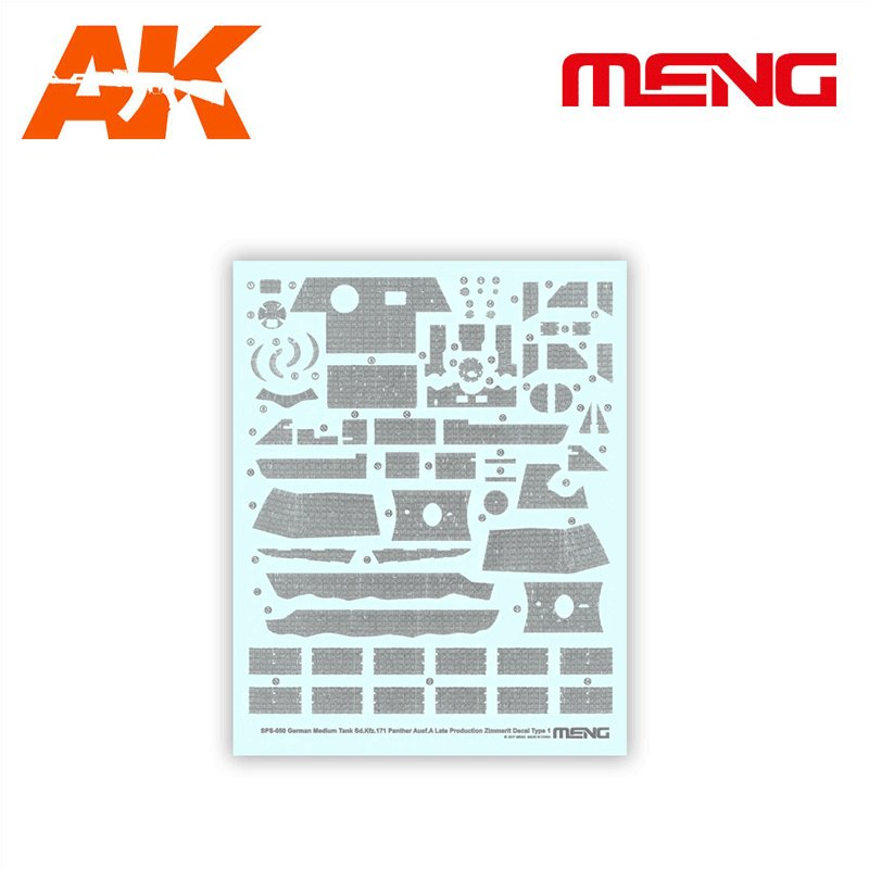 DECAL-TYPE-1-GERMAN-MEDIUM-TANK-SD.KFZ-171-PANTHER-AUSF.-A-LATE