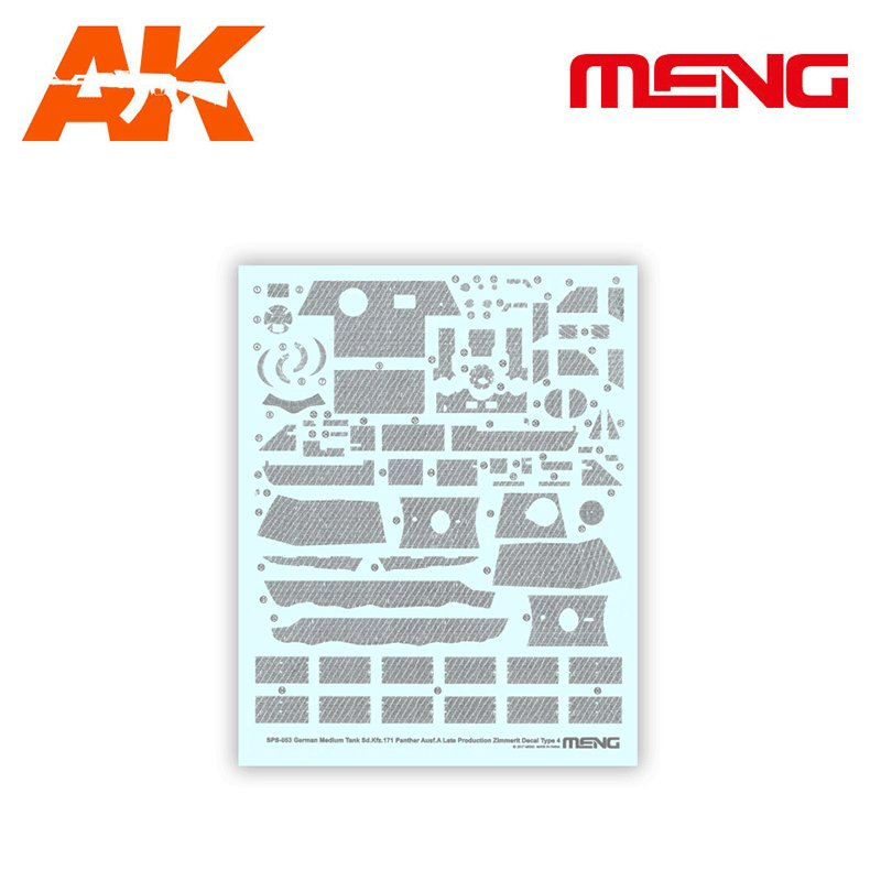 DECAL-TYPE-4-GERMAN-MEDIUM-TANK-SD.KFZ-171-PANTHER-AUSF.-A-LATE