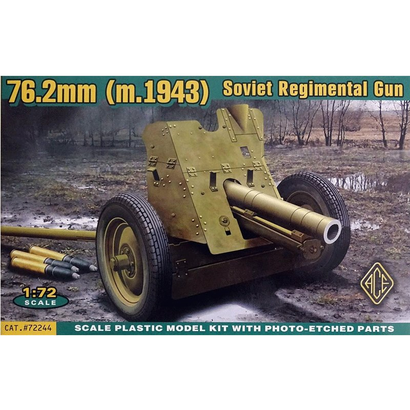 76,2-MM-(M.1943)-SOVIET-REGIMENTAL-GUN