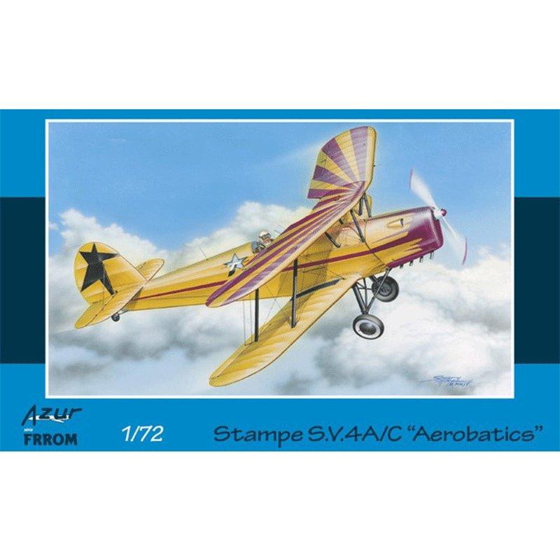 STAMPE-S.V.4A-C-AEROBATICS