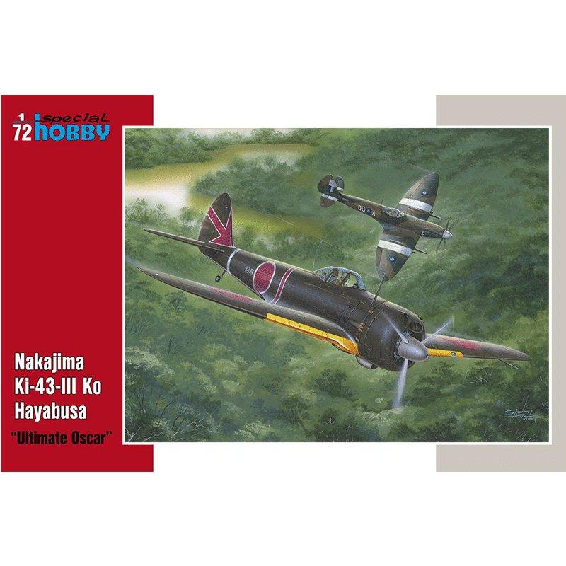 NAKAJIMA-Ki-43-III-Ko-HAYABUSA-ULTIMATE-OSCAR