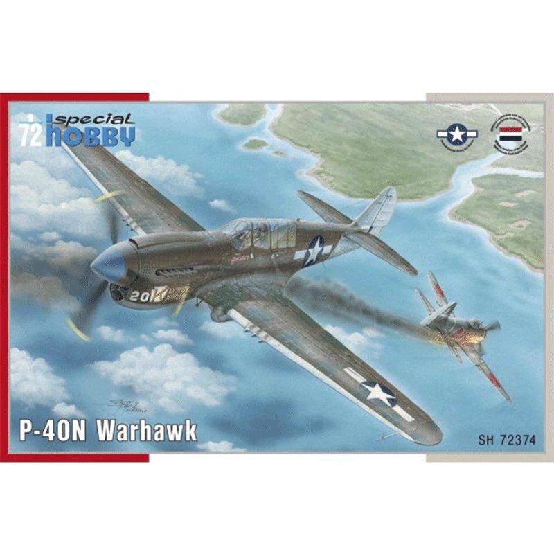 P-40N-WARHAWK