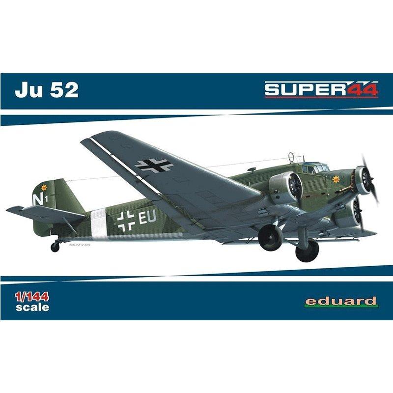 Ju-52 EDUARD 4424
