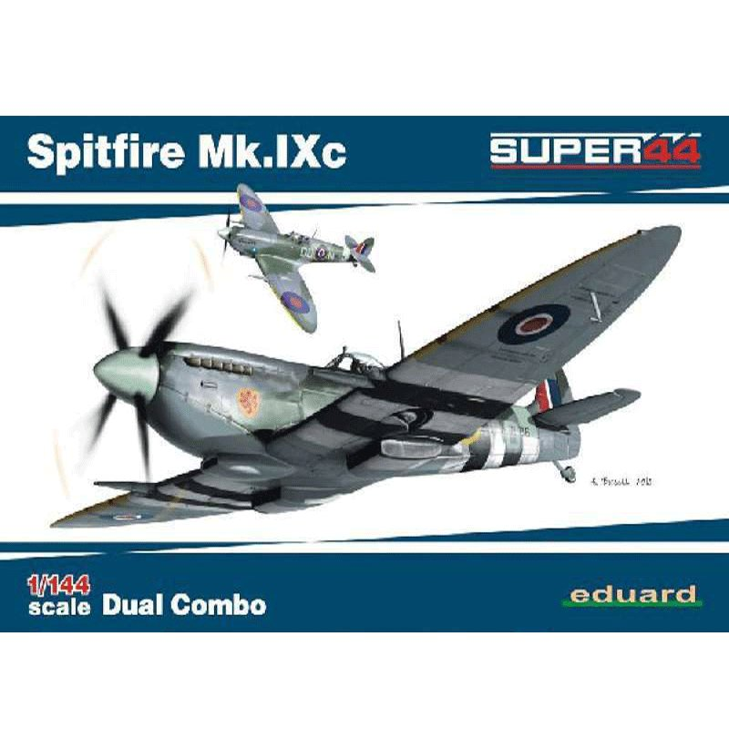 SPITFIRE-Mk.IXc-DUAL-COMBO EDUARD 4429