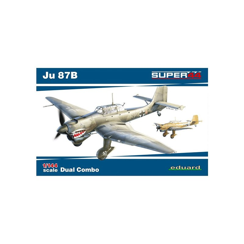 Ju-87B-DUAL-COMBO EDUARD 4431