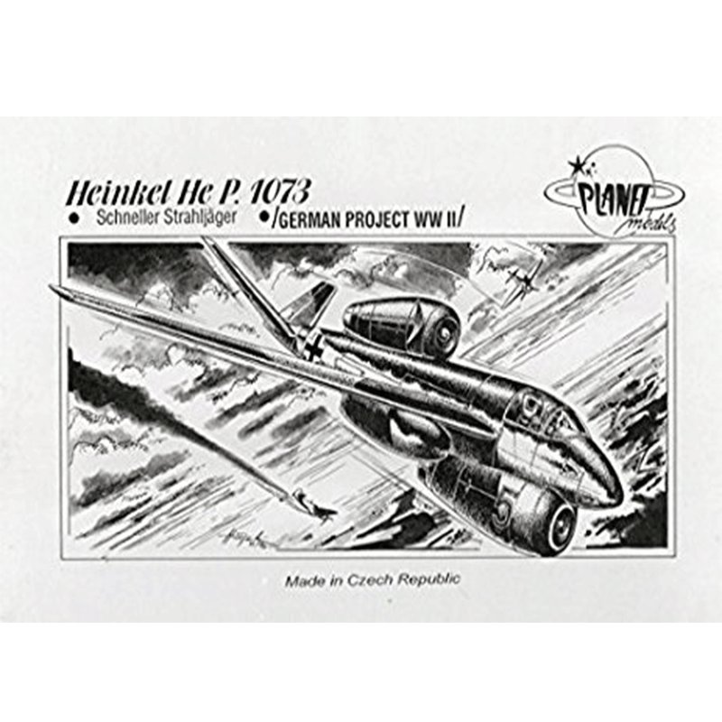 HEINKEL-He-P.1073