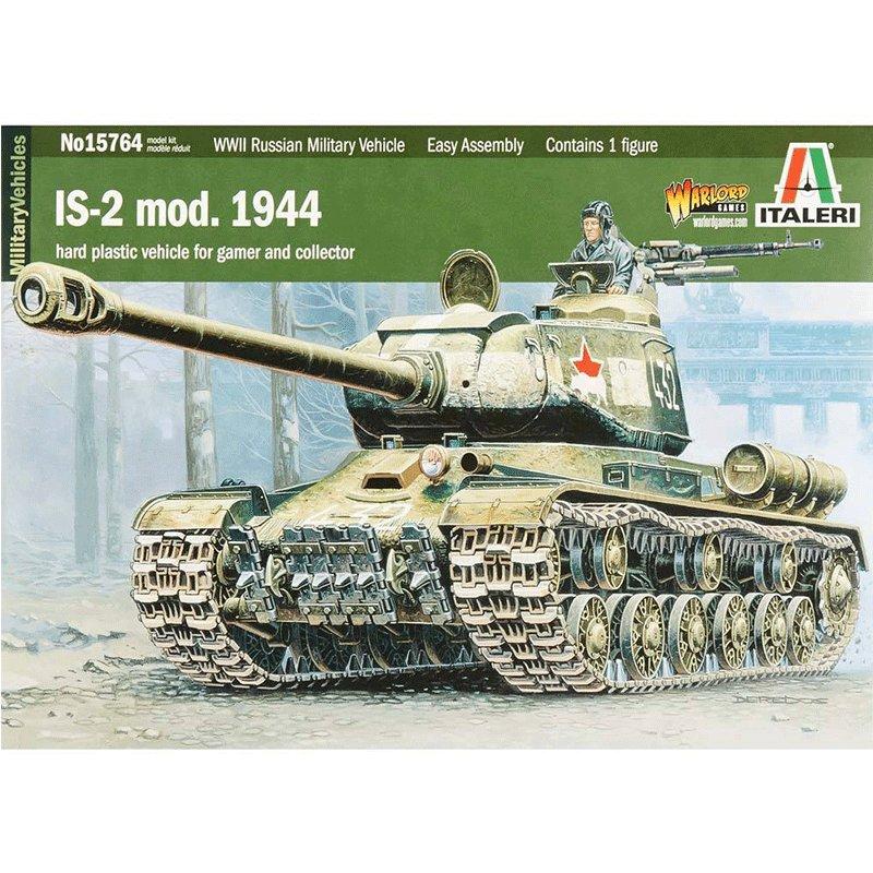 IS-2-mod.1944 ITALERI 15764 ESCALA 1:56