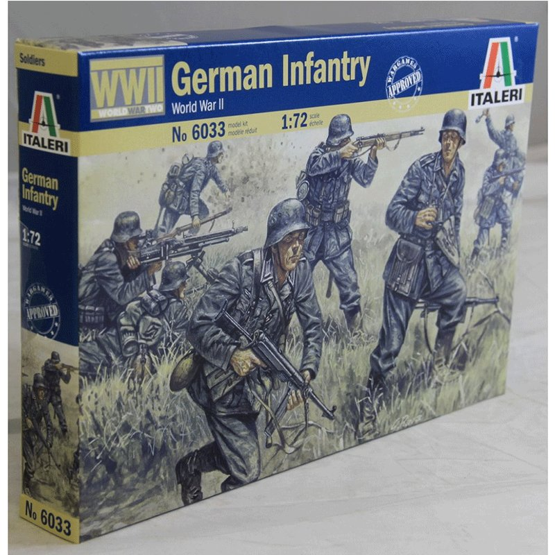 GERMAN-INFANTRY