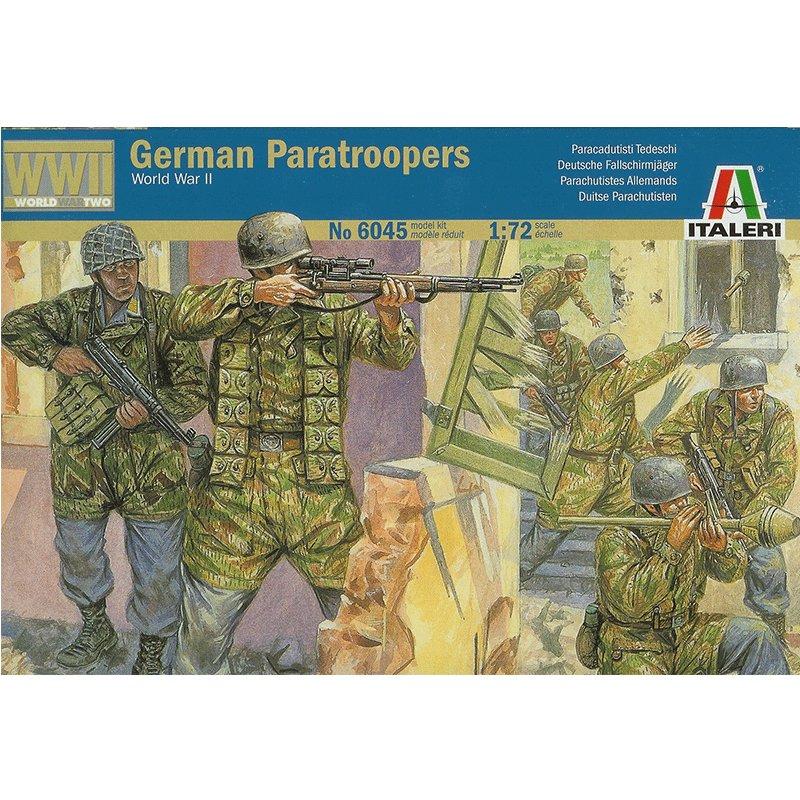 GERMAN-PARATROOPERS