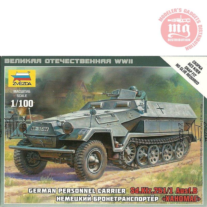 Sd.Kfz.251-1-Ausf.B