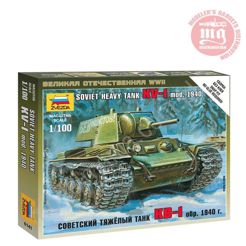 SOVIET-HEAVY-TANK-KV-1