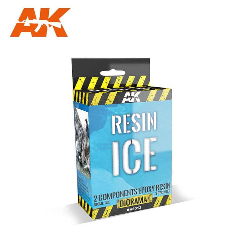 RESIN-ICE