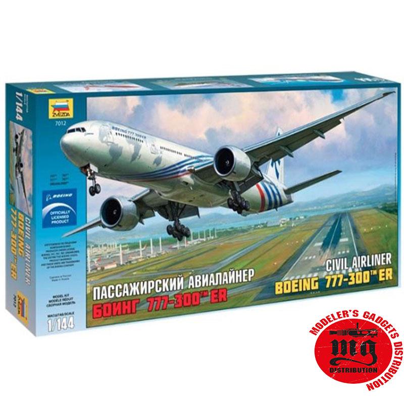 BOEING-777-300-ER ZVEZDA 7012