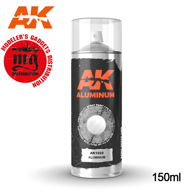 ALUMINIUM-SPRAY