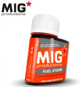FUEL STAINS MIG PRODUCTIONS P700