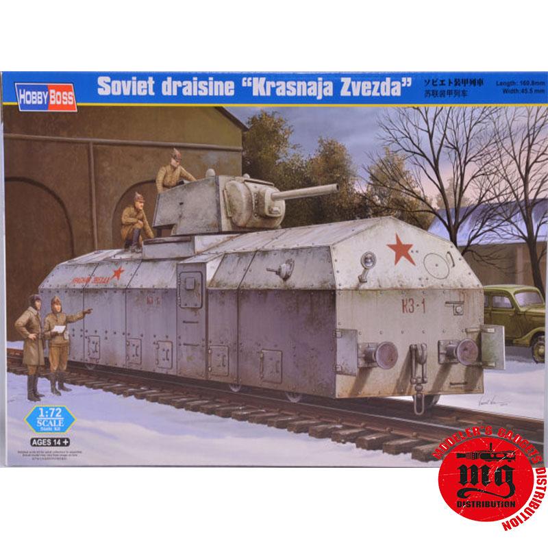 SOVIET-DRAISINE-KRASNAJA-ZVEZDA-HOBBYBOSS-82912