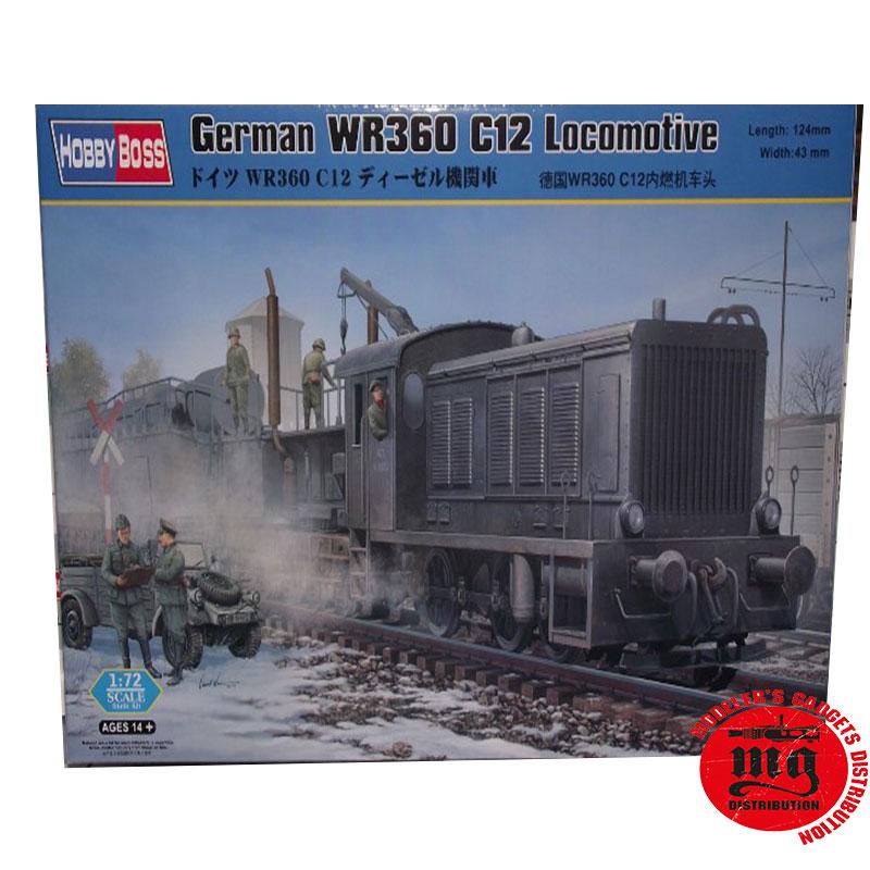 GERMAN-WR360-C12-LOCOMOTIVE