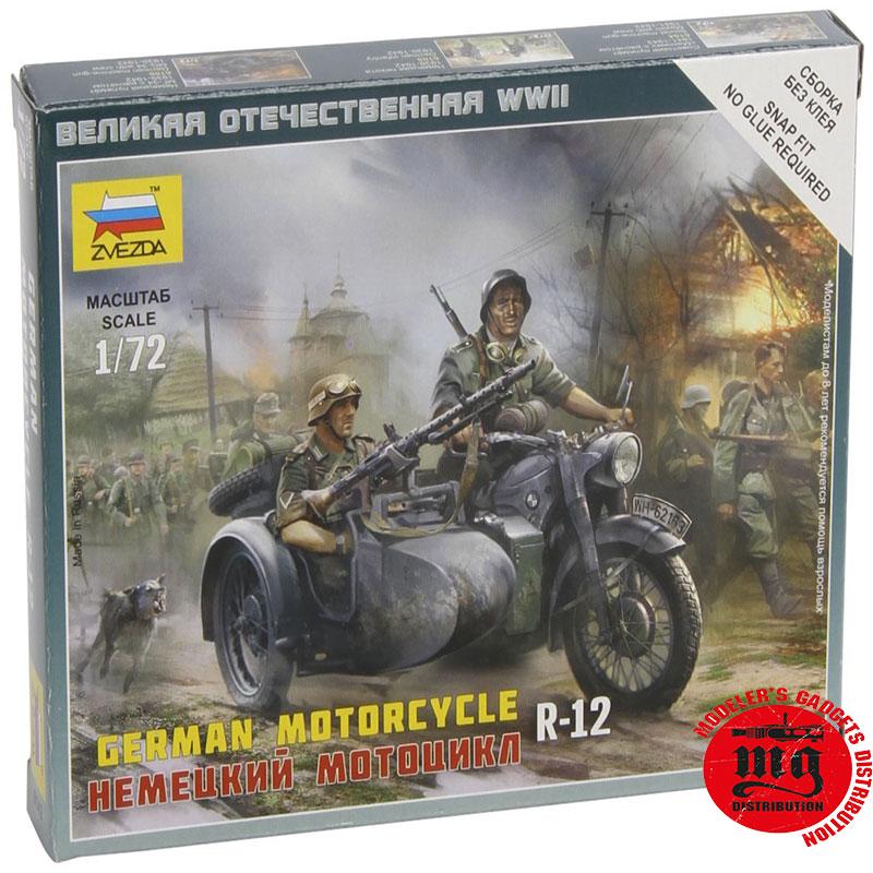 GERMAN-MOTORCYCLE-R-12-ZVEZDA-6142