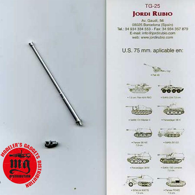 JDR-TG25-75-mm-PAK40-MARDER-I,-II,-III