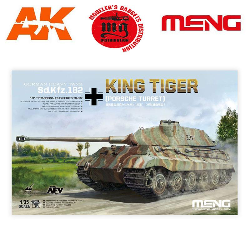 KING-TIGER-TORRETA-PORSCHE