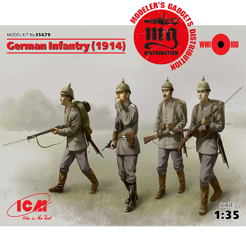 GERMAN-INFANTRY-ICM-35679