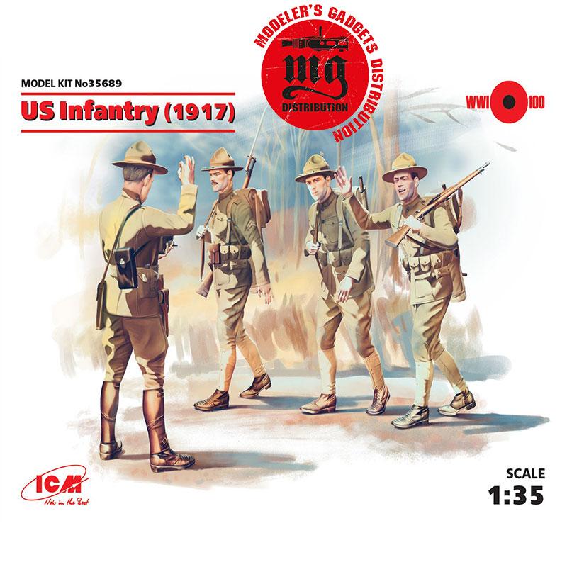 US-INFANTRY-1917-ICM-35689