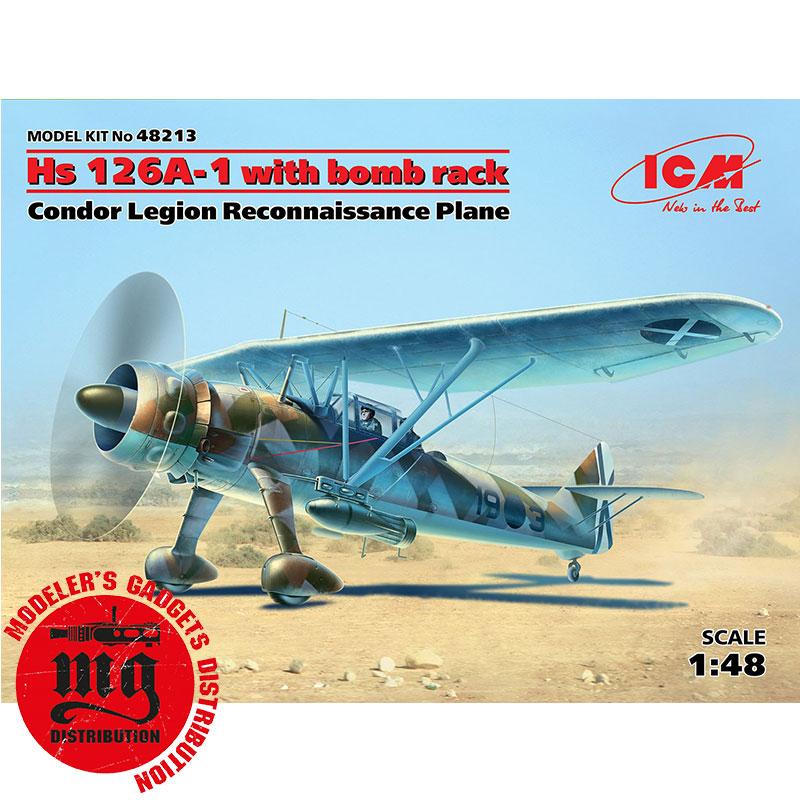 Hs-126A-1-LEGION-CONDOR-ICM-48213
