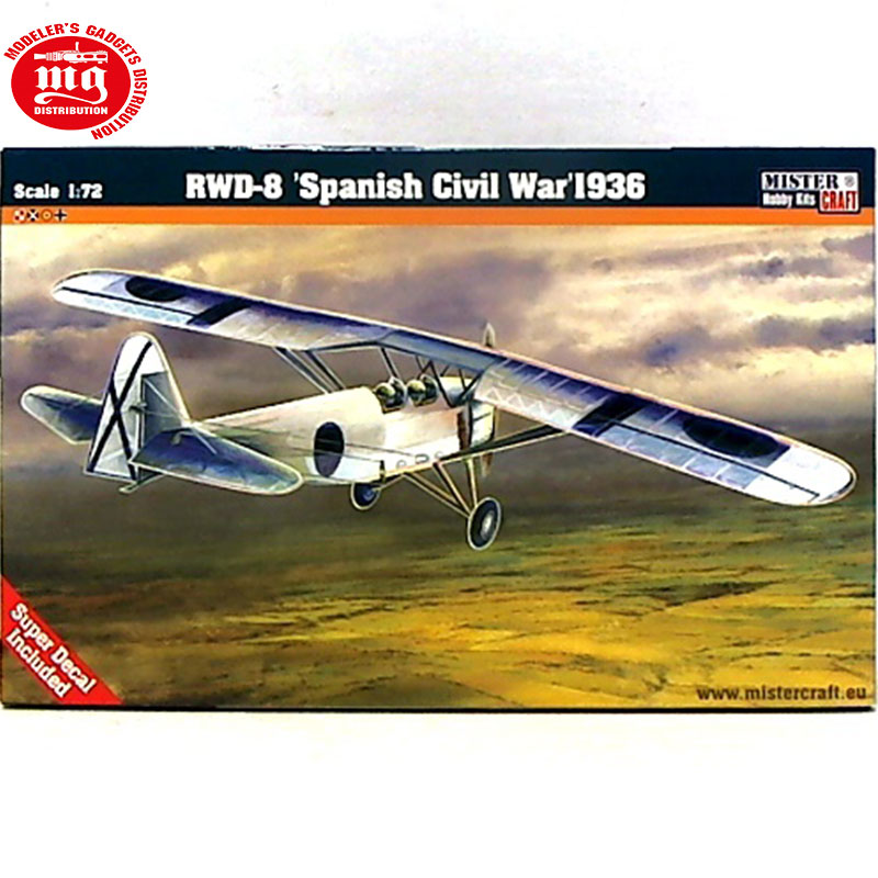 RWD-8-SPANISH-CIVIL-WAR-1936