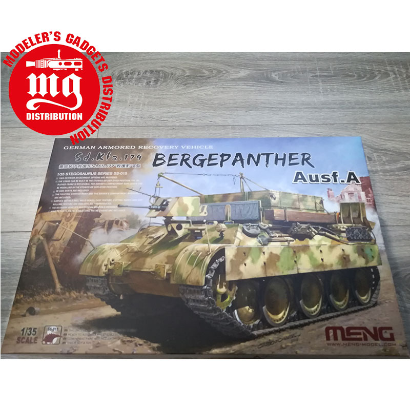 BERGEPANTHER-AUSF-A-BARATO