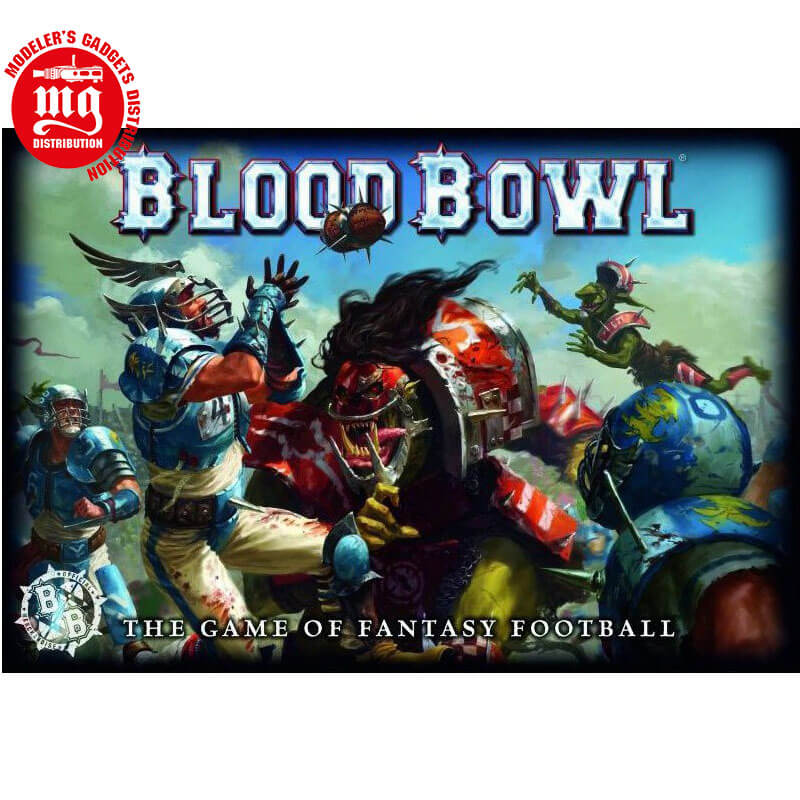 BLOOD-BOWL-EN-CASTELLANO WARHAMMER 40000